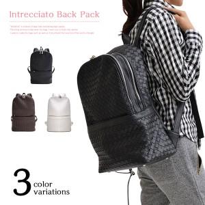 バッグ カバン 鞄 イントレチャート バックパック Intrecciato Bag ユニセックス 男女兼用 メンズ レディース