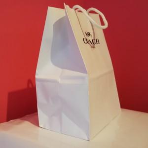 0b73dd466089 【購入者様限定】プレゼントに!コーチ COACH 紙袋 ペーパーバッグ 小物 財布 長財布 バッグ ギフト用 ラッピング アウトレット