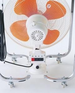 CONDOR(山崎産業) 送風機 コンドルスーパーファンDX E103-DX