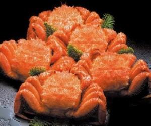 【うまいもん便】【送料無料】北海道産の毛蟹をボイル 毛ガニ 2017年新物 約360gx5尾 ボイル 冷凍 極上堅蟹 毛蟹
