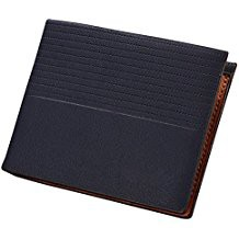〇〇(メンズフアション財布。) Zeroyoyo Men's Vintage Faux Leather Bifold Purse ID Card Holder Clutch Wallet 正規輸入品