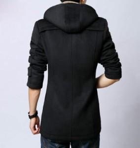 ジャケット 中綿コートメンズ ボアジャケット裏ボア  大きいサイズあり