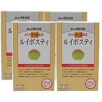 ルイボスティ  1.5gx30袋 x 4箱(徳用)