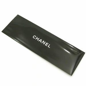 CHANEL/シャネルジャガードネクタイ CV00639:ブラック系