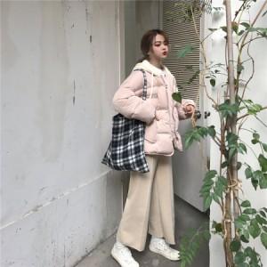 2017冬新型ダウン 綿入れ女子 ショート 韓版女装 フードコート 棉服さん 綿入れの女  ダウンジャケットコート レディース アウターXM17-1