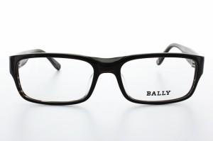バリー 伊達眼鏡 メガネ BALLY BY3012J 02 56サイズ スクエア 眼鏡 フレーム スポーツ ブランド