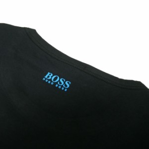 【34%OFF!】BOSS ATHLEISURE ヒューゴボス ボスアスレジャー クルーネックTシャツ Tee 2 / 50377851 10165506 ブラック /2018春夏新作