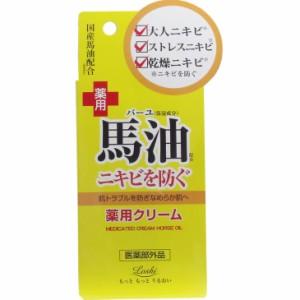 ロッシモイストエイド 馬油配合薬用スキンクリーム 20g