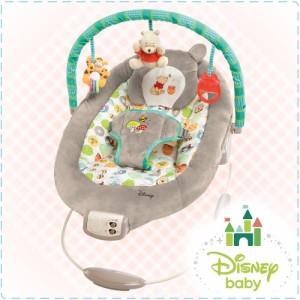 Disney baby (ディズニーベビー) ウィニーザプー・ドッツ&ハニーポッツバウンサー ベビーチェア くまのプーさん 60256