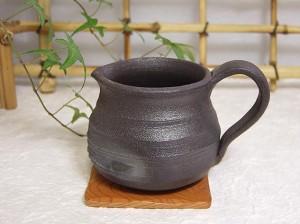 炭化焼ドリップポット(陶芸家作品) 激安セール アウトレット価格 人気ランキング