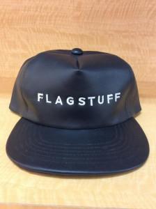 フラッグスタッフ キャップ スナップバック 0739 黒 / ブラック FLAGSTUFF
