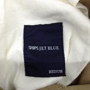 シップスジェットブルー メンズ チノパンツ 83A828 茶 / ブラウン系 SHIPS JET BLUE 無地