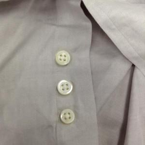 アイムプロダクト レギュラーカラーシャツ 19A816 灰色 / グレー im product 無地