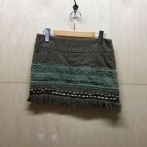 GRACE CONTAL スカート 2017091506 緑 / グリーン グレースコンチネンタル
