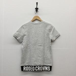 ロデオクラウンズ トップス 0076100259426 灰色 / グレー × 黒 / ブラック RODEOCROWNS