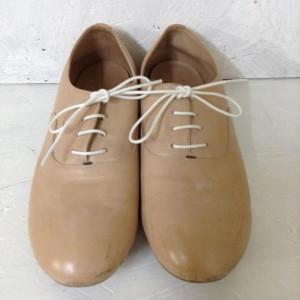 ビュルデサボン 靴 レースアップシューズ 120716 ベージュ bulle de savon
