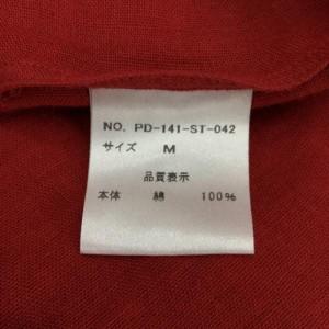 ペンドルトン 長袖シャツ 0099100013850 赤 / レッド PENDLETON 無地