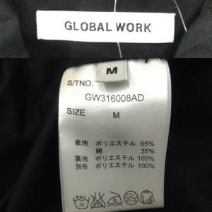 グローバルワーク コート 2018010328 GLOBAL WORK