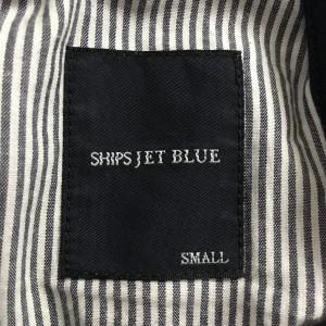 シップスジェットブルー パンツ A1059 紺 / ネイビー SHIPS JET BLUE 無地