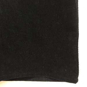 ラッツ コーデュロイシャツ 長袖 オープンカラー  L 541764 黒 / ブラック RATS