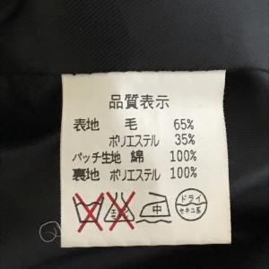 エイチアナーキー コート 0107100042883 灰色 / グレー × 黒 / ブラック h.ANARCHY
