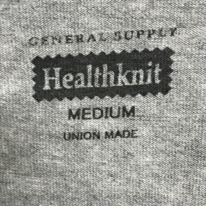 シップスジェネラルサプライ 七分袖 Tシャツ 0107100045723 灰色 / グレー SHIPS GENERAL SUPPLY
