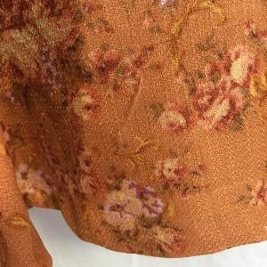 リズリサ 半袖ワンピース A4815 茶 / ブラウン系 LIZ LISA 花柄 ポリエステル