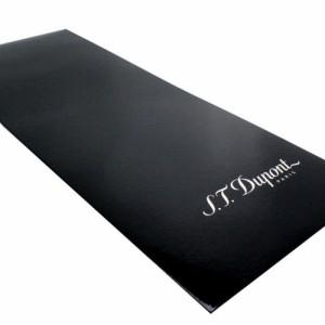 S.T Dupont (デュポン) ネクタイ dupont004 ブラウン系 プリント ラッピング無料