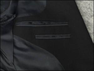 ☆訳あり礼服 シングル 通年物 黒 ベーシック2釦フォーマルスーツ ワンタック [YA体][A体]兼用 メーカー処分品 廃番品