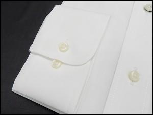 ■白シャツ■長袖■形態安定■レギュラーカラー■PARIS-16e■カッターシャツ M-3L HKW001