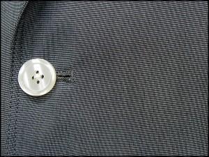 春夏物 スポーツジャケット グレー系 ダブルステッチ仕様 ベーシック2釦シングル [AB体]用 アダルトジャケット WZ1625-81