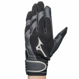 MIZUNO ミズノ  トレーニング用手袋【両手用】 ブラック×ブラック(1ejet10109)