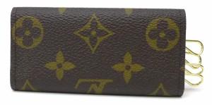 【新品】ルイヴィトン キーケース 4連 ミュルティクレ4 モノグラム M62631(13824)(13824)