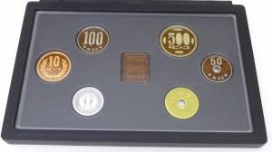 ミントセット 2010年 平成22年 プルーフ貨幣セット 年銘板あり(37838)