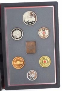 ミントセット 1991年 平成3年 プルーフ貨幣セット(37700)