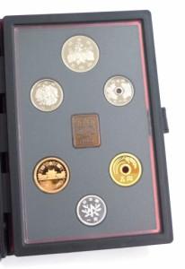 ミントセット 1992年 平成4年 プルーフ貨幣セット(37701)