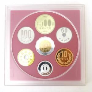 ミントセット 2004年 平成16年 テクノメダルシリーズ2 プルーフ貨幣セット(37844)