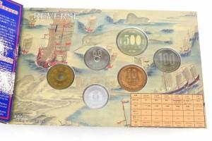 ミントセット 平成13年世界文化遺産貨幣セット 琉球王国のグスク及び関連遺産群(37938)