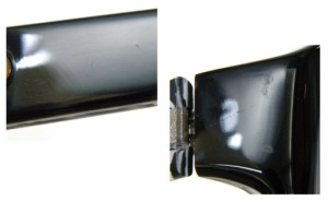 フォリフォリ Folli Follie サングラス ゼブラ 60-16-130 SG1B002WK ブラック プラスチック【中古】(37883)