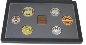 2014年 平成26年 プルーフ貨幣セット 年銘板有り(41504)