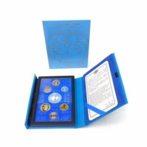 平成17年 H17 ドラえもん誕生35周年2005プルーフ貨幣セット ミントセット 特製メダル入(42086)