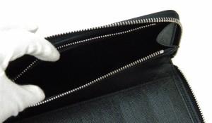 【新品】ルイ・ヴィトン 長財布 ジッピーウォレット ヴェルティカル  N63095 グラフィット(15870)(15870)