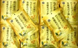 救心製薬株式会社 [10個セット]救心製薬ののどにやさしい金銀花のど飴 70g入り×10個 ・7700円以上お買上げで全国配送料無料