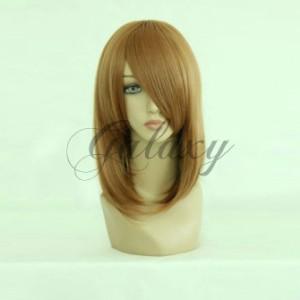 うみねこのなく頃に 右代宮真里亞  ブラウン キャラクター コスプレウィッグ  wig-022c