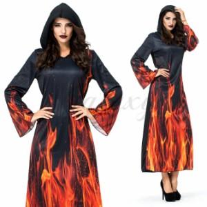 2ac96bb7b1240 ハロウィン 魔女 魔法使い ウイッチ 吸血鬼 ヴァンパイア 中世期 ヨーロッパ風 シャーマン コスプレ衣装 ps3596(ps3596