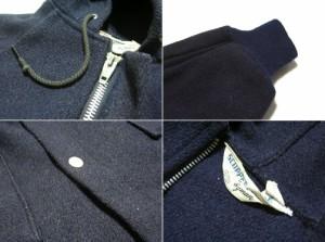 vintage'60 Hyman マリンフーテッドコート・ブルゾン・ジャケット (ビンテージ ヴィンテージ) 027192