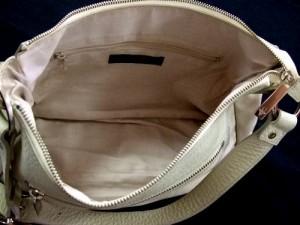 廃盤 PATRICK COX ゴシックレザー切替メッセンジャー型ショルダーバッグ Gothic leather switch messenger type shoulder bag 032262