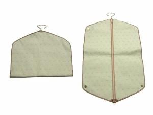 vintage old Christian Dior トロッターモノグラムガーメントケース (オールド クリスチャンディオール) 039940