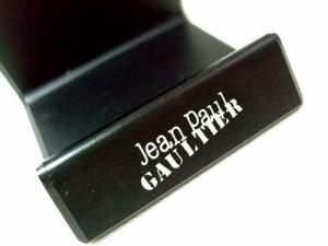 廃盤 Jean Paul GAULTIER ジャンポールゴルチエ 店舗備品 非売品 ロゴ入り展示台 ディスプレイ ゴルチェ 041485