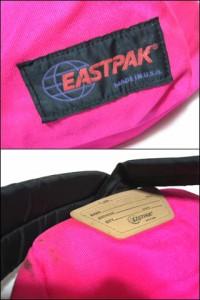 vintage EAST PAK「USA生産」ショッキングピンクバッグパック・リュックバッグ (shocking pink rucksack bag) イーストパック 042067